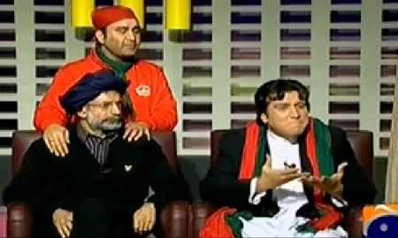 Khabarnaak (Imran Khan Dummy) – 30th January 2015