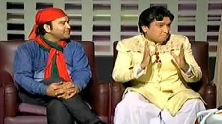 Khabarnaak (Imran Khan Dummy After Marriage) – 16th January 2015