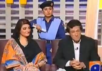 Khabarnaak (Imran Khan Dummy and Ayla Malik Dummy) – 12th October 2013