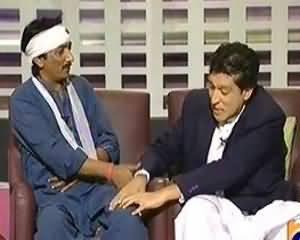 Khabarnaak (Imran Khan's Dummy and PTI Worker) – 31th August 2013