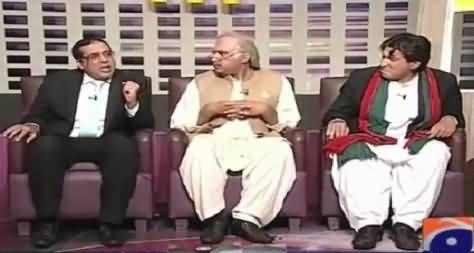 Khabarnaak (Imran Khan, Shahbaz Sharif & Asif Zardari Dummies) – 8th October 2015