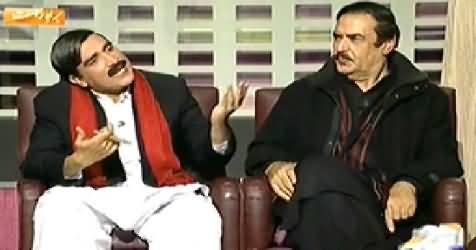 Khabarnaak (Inamullah Niazi & Sheikh Rasheed Dummy) - 14th December 2014