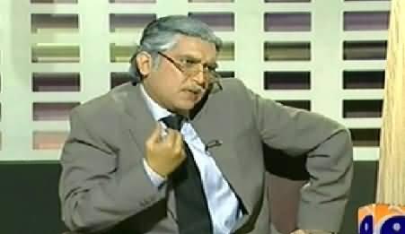 Khabarnaak (Khawaja Asif Dummy) – 9th February 2014