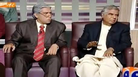 Khabarnaak (Khawaja Asif Dummy & Dr. Khalid Ranjha) – 1st May 2015