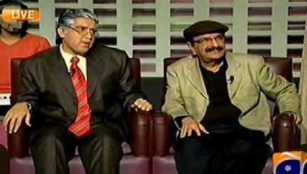 Khabarnaak (Khawaja Asif Dummy & Kamal Ali Agha) – 24th January 2015