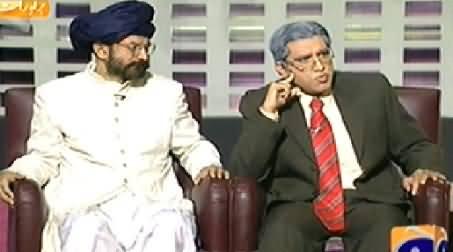 Khabarnaak (Khawaja Asif Dummy & Master Ji) – 1st November 2014