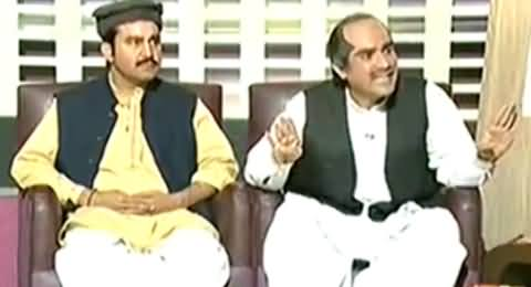 Khabarnaak (Khawaja Saad Rafique Dummy) – 18th April 2014