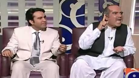 Khabarnaak (Khawaja Saad Rafique Dummy) – 24th July 2015