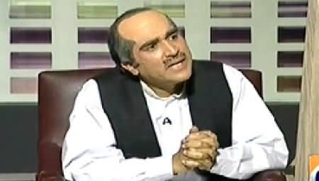 Khabarnaak (Khawaja Saad Rafique Dummy) – 25th December 2014