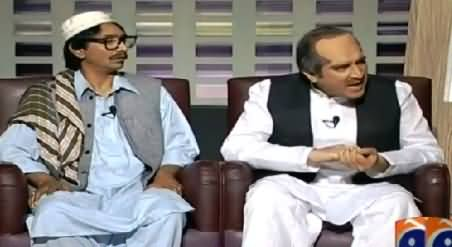 Khabarnaak (Khawaja Saad Rafique Dummy) – 26th February 2015