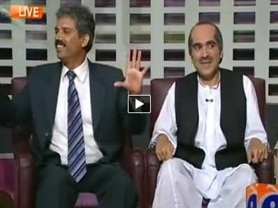 Khabarnaak (Khawaja Saad Rafique Dummy) - 7th September 2014