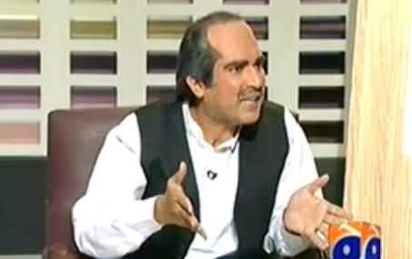 Khabarnaak (Khawaja Saad Rafique's Dummy) - 31st May 2014