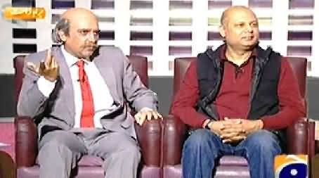 Khabarnaak (Khursheed Shah Dummy & Haris Khalil) – 26th October 2014