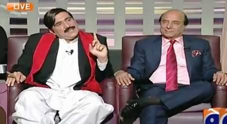 Khabarnaak (Latif Khosa & Sheikh Rasheed Dummy) – 22nd May 2015