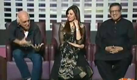 Khabarnaak (Mahesh Bhatt Dummy, Sohail Warraich & Madiha Naqvi) – 3rd October 2014