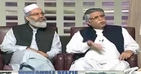 Khabarnaak (Moula Bakhsh Chandio & Siraj-ul-Haq Dummy) – 26th December 2015