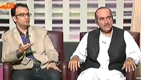 Khabarnaak (Muneeb Farooq and Khawaja Saad Rafique Dummy) – 14th November 2014