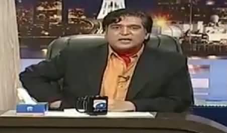 Khabarnaak on Geo News – 11th March 2016