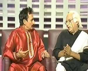 Khabarnaak on Geo News – 13th July 2013 (Anwar Maqsood Dummy)
