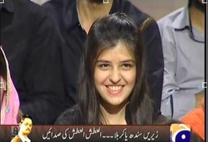 Khabarnaak on Geo News – 16th June 2013 (Anwar Maqsood Dummy)
