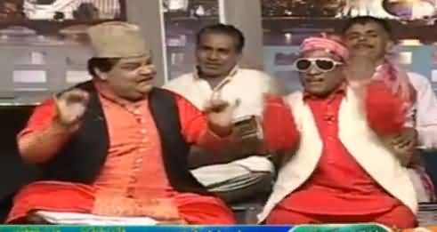 Khabarnaak on Geo News (Comedy Show) - 17th June 2016