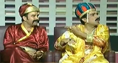 Khabarnaak (Shahenshah Akbar and Beerbal Dummy) – 18th July 2014