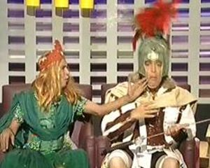 Khabarnaak on Geo News – 19th July 2013 (Sikandar Yunani Dummy And His Wife Rukhsana Dummy)