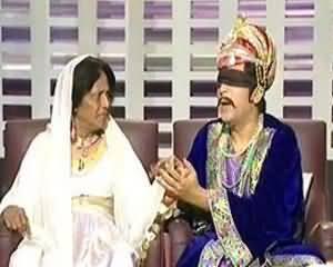 Khabarnaak on Geo News – 20th July 2013 (Shahensha Jahangir Dummy And Anarkali Dummy)
