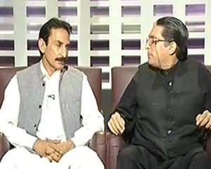 Khabarnaak on Geo News - 22th June 2013 (Zardari's Dummy)