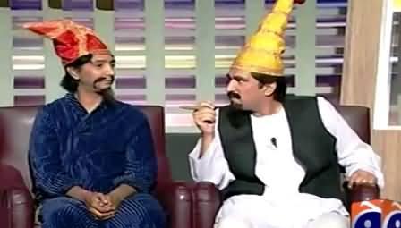 Khabarnaak (Sheikh Chilli & His Chaila) – 27th June 2015