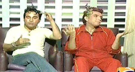 Khabarnaak (Dummy of Shaitan with His Chela) – 28th June 2014