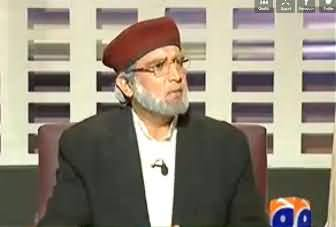 Khabarnaak on Geo News - 29th June 2013 (Zaid Hamid Dummy)
