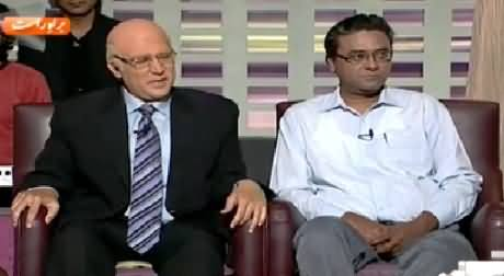 Khabarnaak (Sartaj Aziz Dummy & Prof. Wajahat Masood) – 29th March 2015