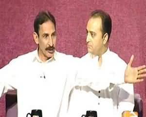 Khabarnaak on Geo News – 2nd August 2013 (Sardar Vallabhbhai Patel Dummy)