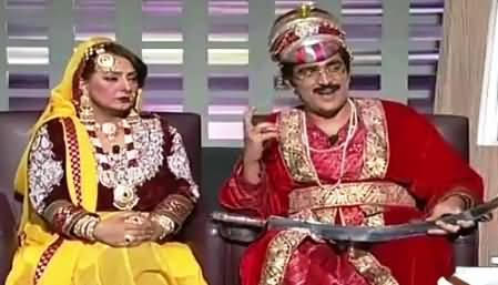 Khabarnaak (Shahenshah Akbar & Anarkali Dummy) – 2nd July 2015
