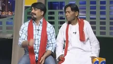 Khabarnaak on Geo News -30th April 2016