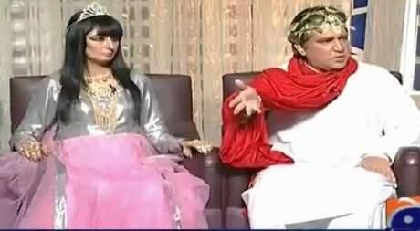 Khabarnaak (Julius Caesar & Cleopatra Dummy) – 30th January 2016