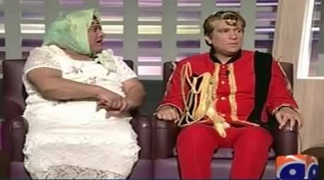 Khabarnaak (Napoleon Bonaparte & His Wife Dummy) – 4th July 2015