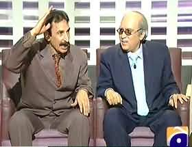 Khabarnaak on Geo News - 5th July 2013 (Najam Sethi Dummy)