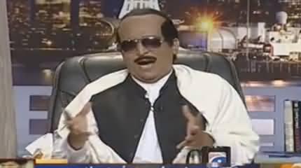 Khabarnaak on Geo News - 5th May 2016