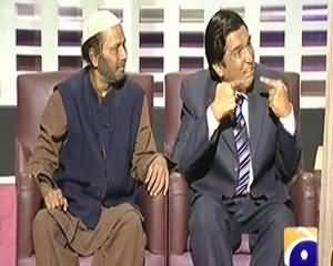 Khabarnaak on Geo News – 7th July 2013