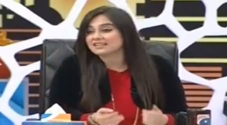 Khabarnaak on Geo News (Comedy Show) - 10th December 2016