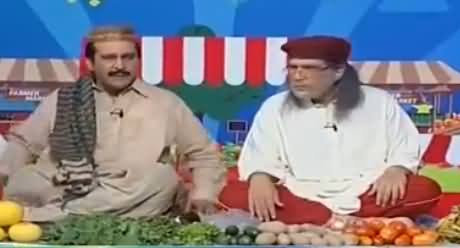 Khabarnaak on Geo News (Comedy Show) - 10th June 2016