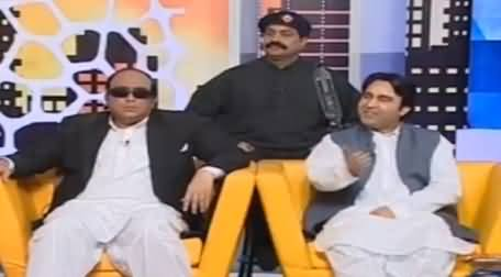 Khabarnaak on Geo News (Comedy Show) - 11th February 2017