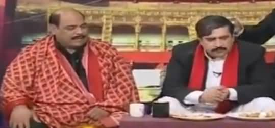 Khabarnaak on Geo News (Comedy Show) - 13th January 2017