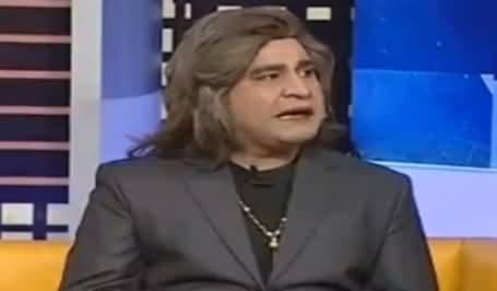 Khabarnaak on Geo News (Comedy Show) – 13th November 2016