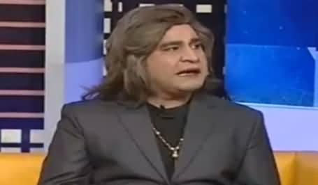 Khabarnaak on Geo News (Comedy Show) – 13th November 2016