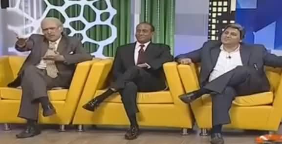 Khabarnaak on Geo News (Comedy Show) - 14th August 2016