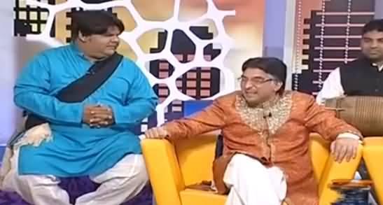 Khabarnaak on Geo News (Comedy Show) - 15th July 2016