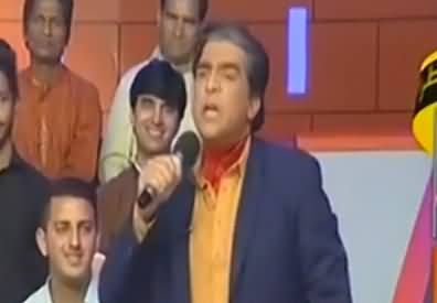 Khabarnaak on Geo News (Comedy Show) - 16th October 2016